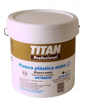 Especial Titan plástico mate suave A1