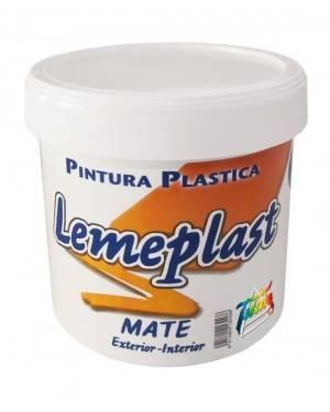 Matte plastic paint Lemeplast Titan