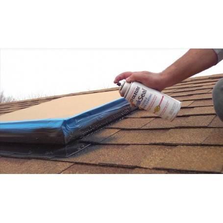 Spray de vazamentos e rachaduras Rust-Oleum 500 mL Selante
