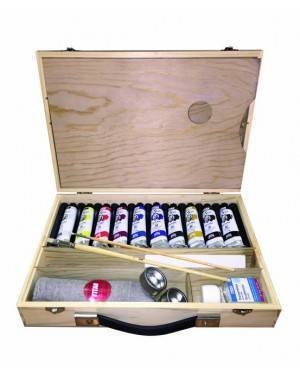 Briefcase oil Titan 40-GO