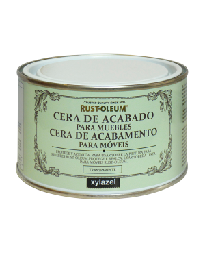 "Cera Acabado Efecto Tiza Chalk Paint Rust-Oleum Xylazel"""