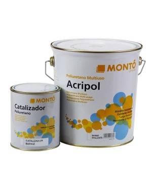 Amount varnish 2K Bright Acripol
