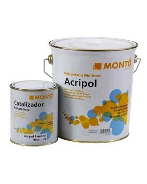Glossy enamel 2K Acripol Amount