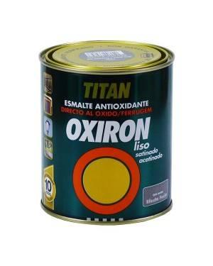 Oxiron Liso Satinado Efecto Forja