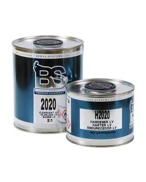 UHS 2020 high quality acrylic lacquer + catalyst