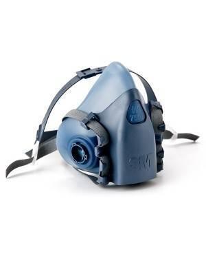 Mascara 3M 7502 Pieza Facial Silicona