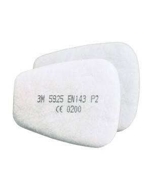 2 UD Filtro Partículas 3M 5925 P2