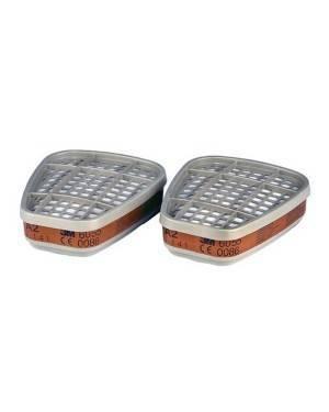 3M 2 UD Filtro 3M 6055 Categoría A2