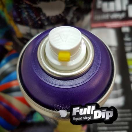 Spray Full Dip Metalizado Vinilo Líquido