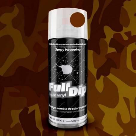 Spray Militar Full Dip Vinilo Líquido 400 mL
