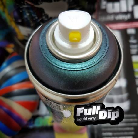 Spray Full Dip Camaleón Vinilo Líquido 400 mL