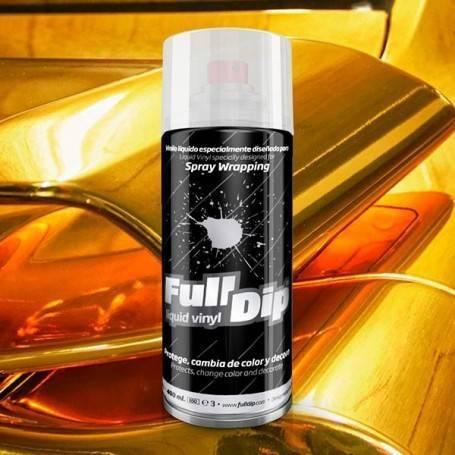Spray Full Dip Cromado Vinilo Líquido 400 mL