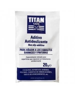 Titan Titane Additif antidérapant 20 gr