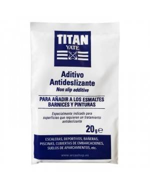 Titan 20g deslizamento aditivo