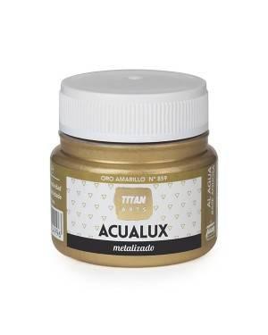 Titan Metallic Farben Acualux