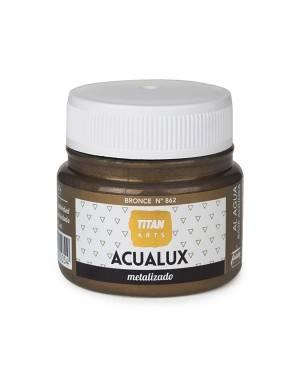 Titan cores metálicas Acualux