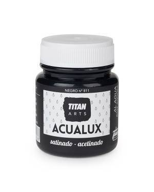 Grey color / Titan Black Acualux