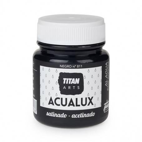 Grey color / Titan Black Acualux