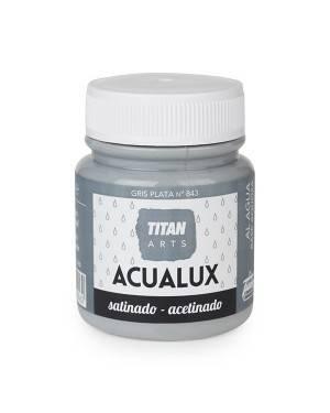 Cor cinza / Titan preta Acualux