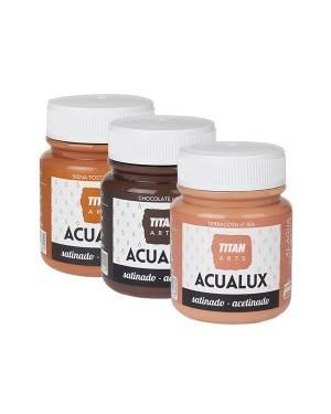 Titan Acualux Farben Pardos