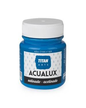 Titan Blue colors Acualux