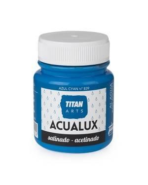 Titan Blue colors Acualux