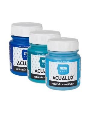 Titan Blue Farben Acualux