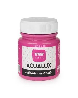 Cores vermelho / rosa Acualux Titan