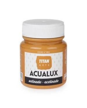 Titan cores amarelas Acualux