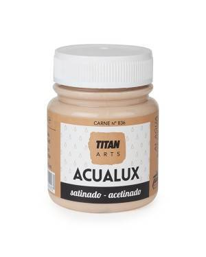 Weißen Farben Acualux Titan