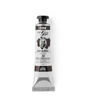 Olio Titan Goya colori Pardos