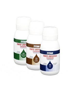 Universalfarb färben Titan
