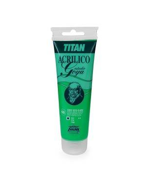 Cores verdes Titan Goya Acrílicos Estudo