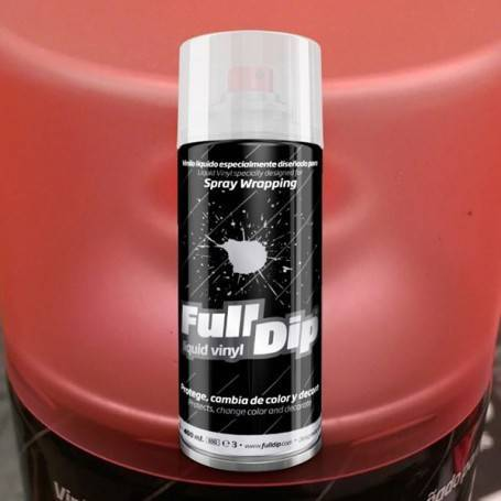 FULL DIP Spray Full Dip Color Ahumado Vinilo Líquido 400 mL