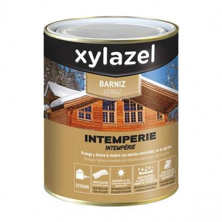 Barniz Intemperie Brillante Xylazel