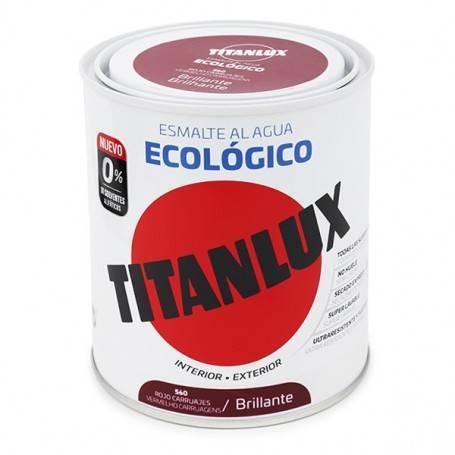 Titan Esmalte al Agua Titanlux Ecológico Brillante
