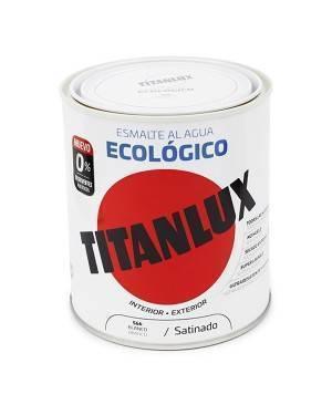 Titan Titanlux Eco-friendly cetim água polonês