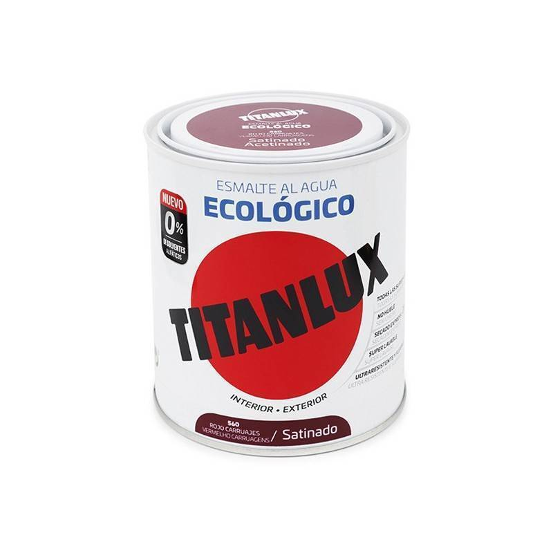 Titan Titanlux Eco-friendly Satin Water Polish