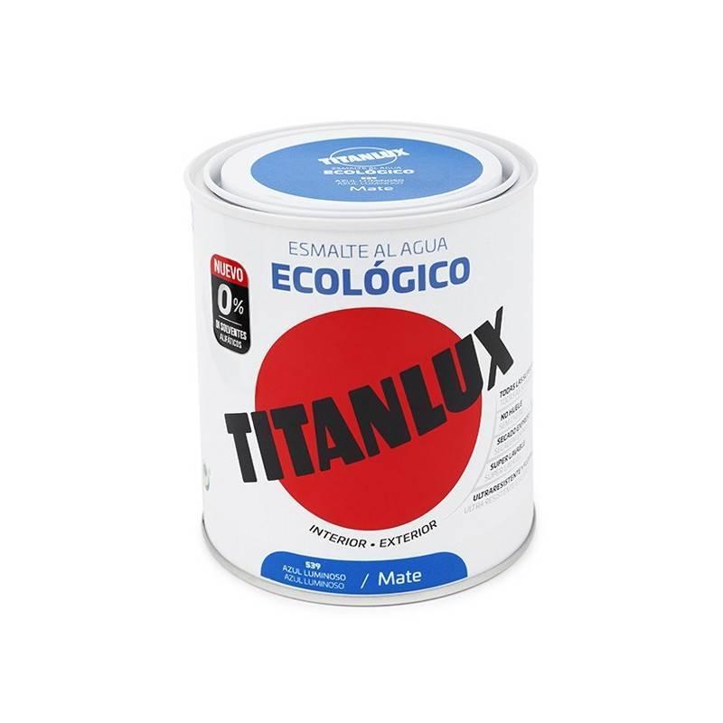 Titan Titanlux Eco-Friendly Enamel Water Matt