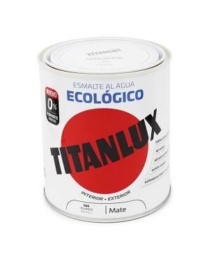 Smalto Ecologico Opaco Mate Acqua Titanlux