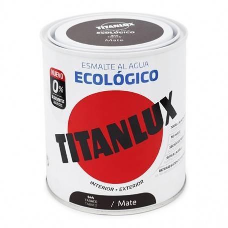 Titan Titanlux Eco Esmalte Água Mate