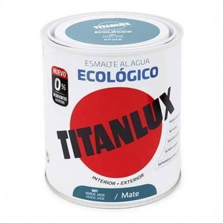 Titan Esmalte al Agua Titanlux Ecológico Mate