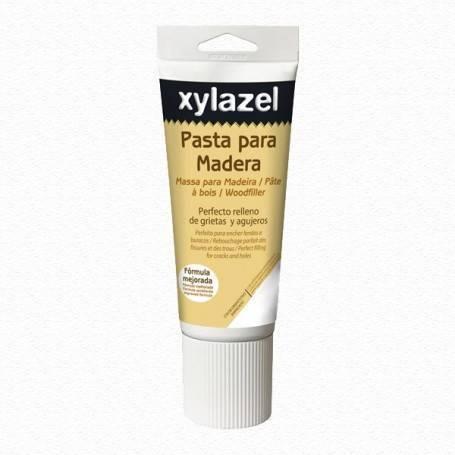 Masilla para madera xylazel repara peque as grietas en - Pasta para reparar madera ...