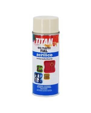 Titan Émail acrylique Titan Vaporisateur 400 mL