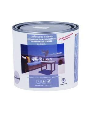 512 Pro Lösung Polyurethane Water Membrane