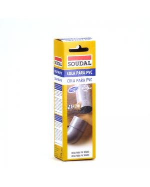 Soudal Cola pour PVC 125 ml Soudal