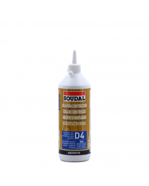 Soudal Cola polyurethane D4 Soudal