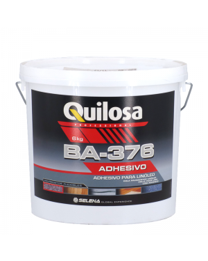 Adesivo para linóleo BA-376 Quilosa