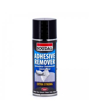 Eliminateur d'adhésif spray 400 ml Soudal