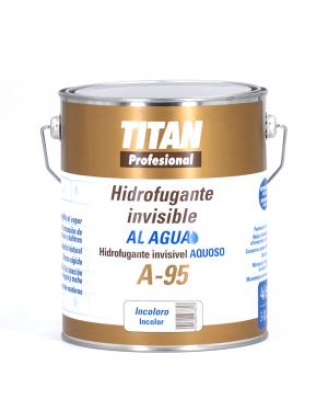 Hidrofugante A-95 Titan resistente all'acqua